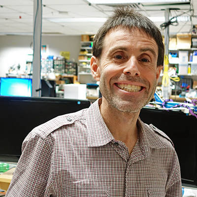Howie Choset, Robotics researcher, Carnegie Mellon