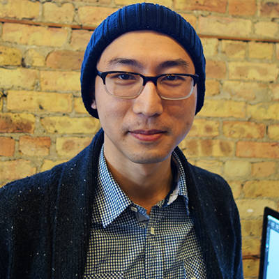 Tom Tian - Graphic designer from Chicago.