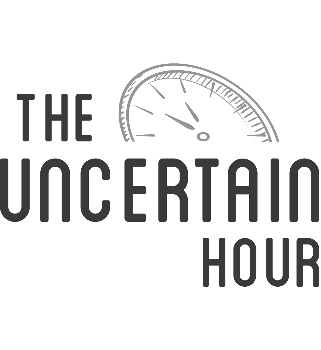 The Uncertain Hour Logo